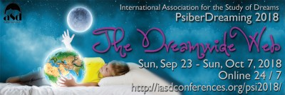 Lucid Dream sleep paralysis conference