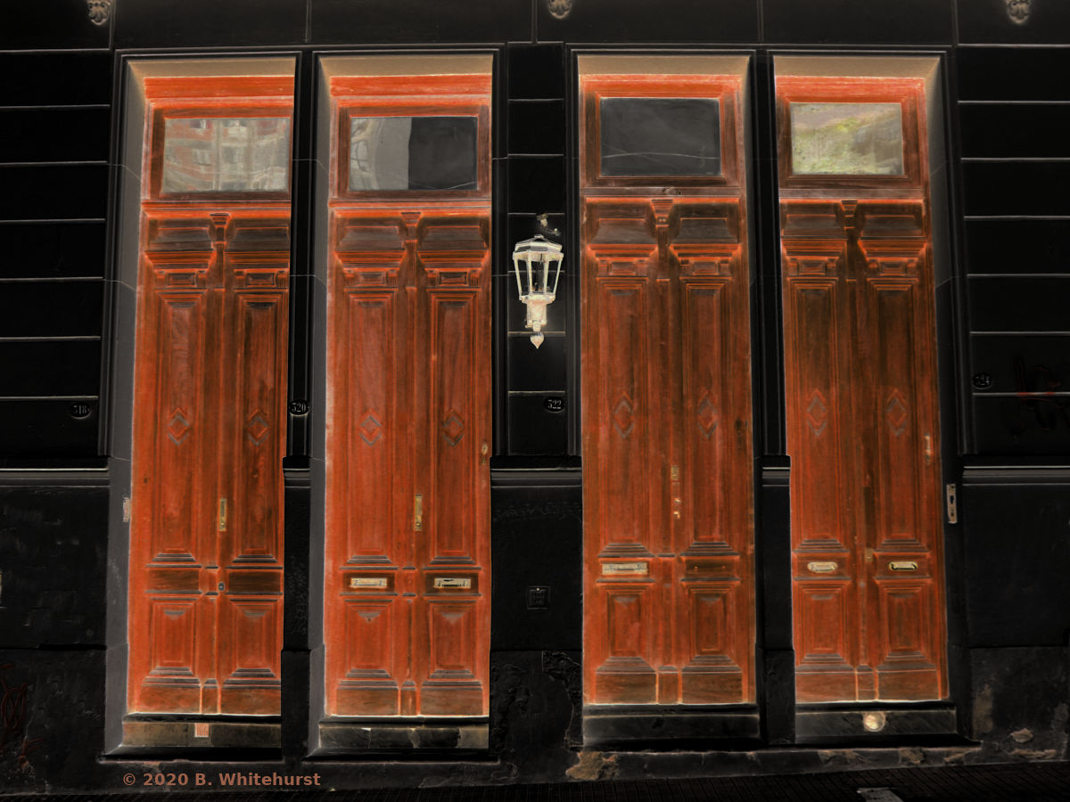 Dream About Doors Four