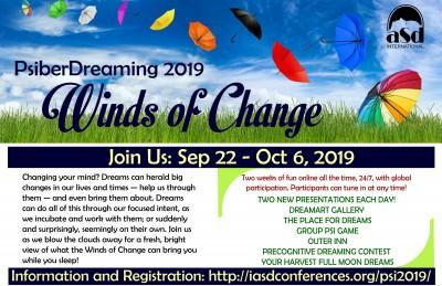 IASD Psiber Dreaming
